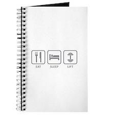 Eat Sleep Lift Journal