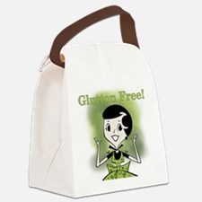 GIRLGLUTTONFREE.png Canvas Lunch Bag