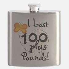 BUTFLY100plusPOUNDS.png Flask