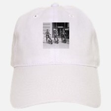 Vintage Postmen On Scooters Cap