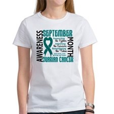 Ovarian Cancer Awareness Month Tee