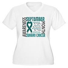 Ovarian Cancer Awareness Month T-Shirt