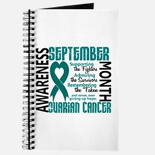 Ovarian Cancer Awareness Month Journal
