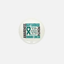 Ovarian Cancer Awareness Month Mini Button (10 pac