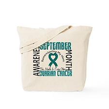 Ovarian Cancer Awareness Month Tote Bag