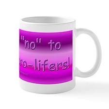 """""""Just Say No"""" Mug"""