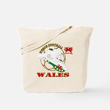 world football wales dragons Tote Bag