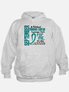 Ovarian Cancer Awareness Month Hoodie