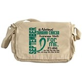 Ovarian Canvas Messenger Bags