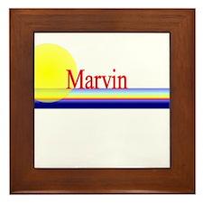 Marvin Framed Tile