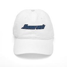 SHAMROCK LOGO 3 BLUE Baseball Cap