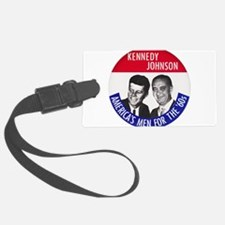 KENNEDY / JOHNSON Luggage Tag