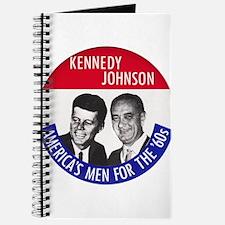KENNEDY / JOHNSON Journal