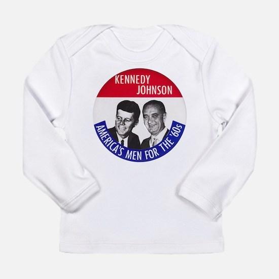 KENNEDY / JOHNSON Long Sleeve Infant T-Shirt