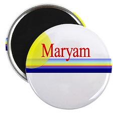 "Maryam 2.25"" Magnet (10 pack)"