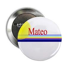 "Mateo 2.25"" Button (10 pack)"