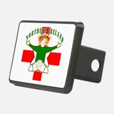 Northern Ireland Football Celebration Hitch Cover