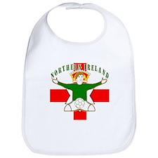Northern Ireland Football Celebration Bib