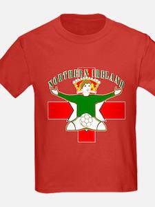 Northern Ireland Football Celebration T