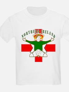 Northern Ireland Football Celebration T-Shirt