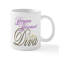 Bargain Basement Diva Mug