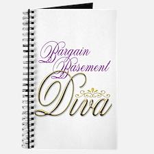 Bargain Basement Diva Journal