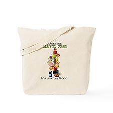 Make Mine Gluten Free - light Tote Bag