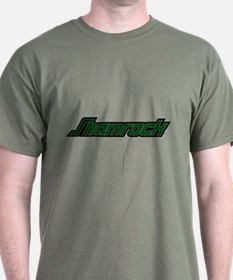 SHAMROCK LOGO 3 GREEN T-Shirt