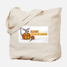 Kiwi Wannabe 2 Tote Bag