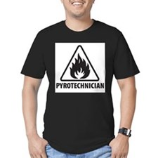 pyrotech1_front T-Shirt