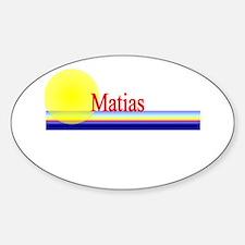 Matias Oval Decal