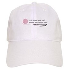 """Fun and Games"" Cap"