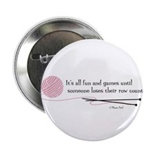 """""""Fun and Games"""" 2.25"""" Button (10 pack)"""