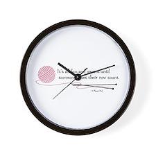 """""""Fun and Games"""" Wall Clock"""