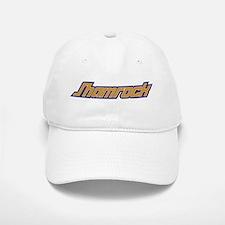 SHAMROCK LOGO 3 YELLOW Baseball Baseball Cap