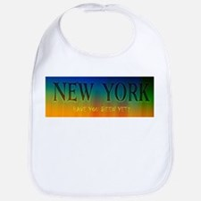 New York - have you been yet? Bib