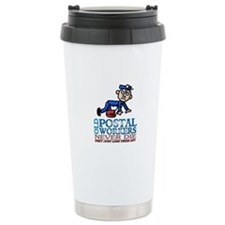 Postal Travel Coffee Mug