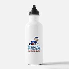 Postal Water Bottle