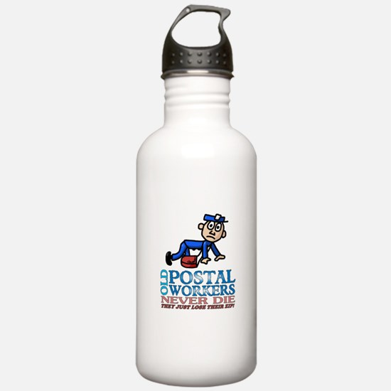Postal Water Bottle
