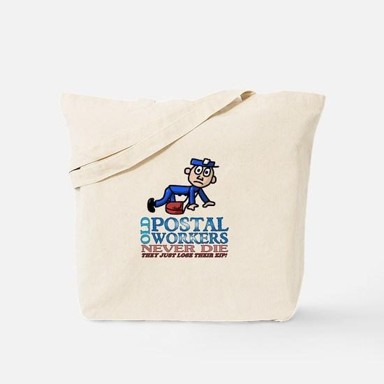 Postal Tote Bag
