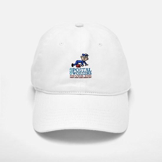 Postal Baseball Baseball Cap