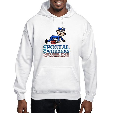 Postal Hooded Sweatshirt