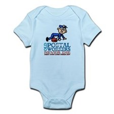 Postal Infant Bodysuit