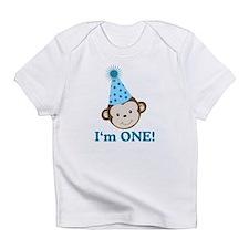 Im ONE Boy Monkey Infant T-Shirt