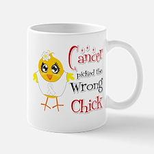 Retinoblastoma Picked The Wrong Chick Mug