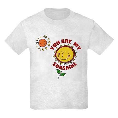 sunshine.png Kids Light T-Shirt