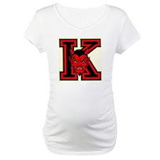 "Yo-Hi ""K"" with Red Devil Face Shirt"