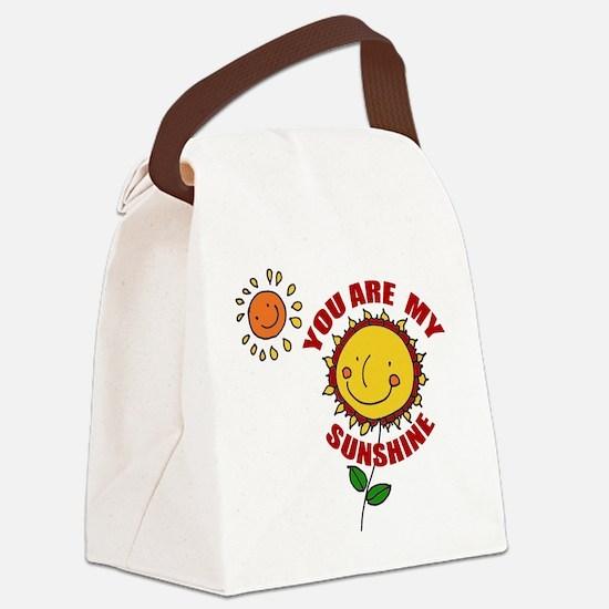 sunshine.png Canvas Lunch Bag