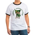 Wearin' of the Green Ringer T