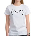 Anime Smiley 2 Women's T-Shirt